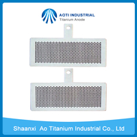 Platinum Plated Titanium Mesh Anode Price for Electrolysis