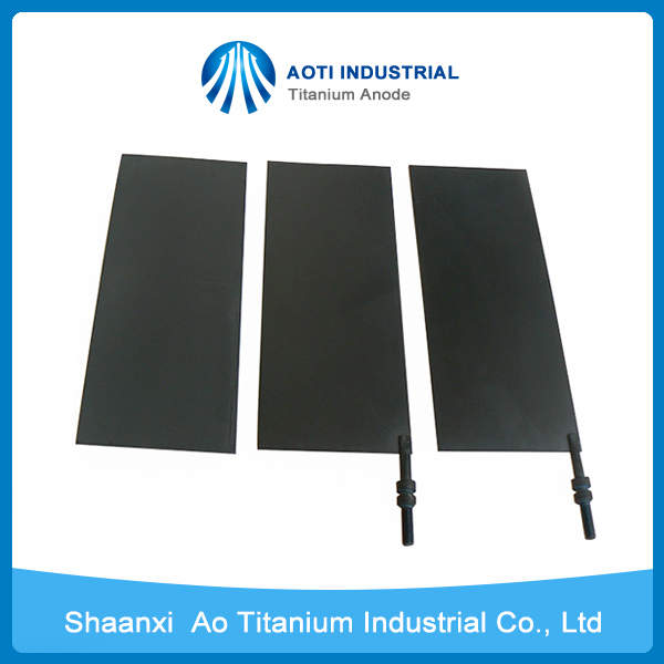 DSA Coating Titanium Anode for Desalination